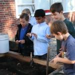 Second Grade Bulb Planting November 4 2015 011