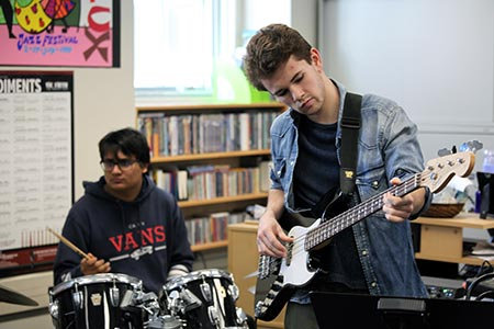 Milton Students Travel for Music, Service and Cultural Exploration Over Spring Break