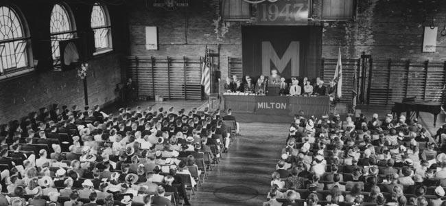 Graduation 1947
