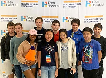 Milton's Developers Place in Teen Hacks Competition
