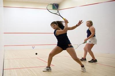 Girls' Squash