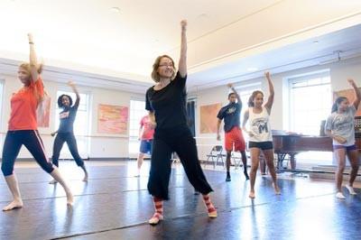 Kelli Edwards, Performing Arts