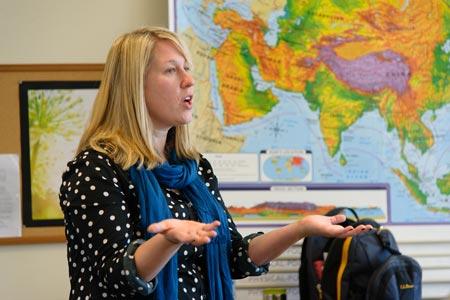 Amanda Chapin, History and Social Sciences