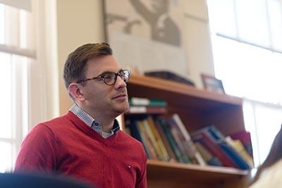 Mark Heath, History and Social Sciences