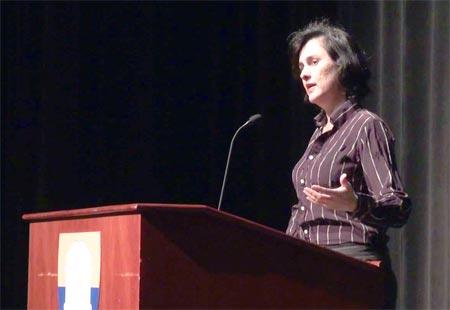 Bingham Visiting Writer Kamila Shamsie Details the Joys of Creating