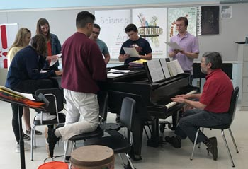 Milton Singers Will Perform National Anthem at Fenway Park