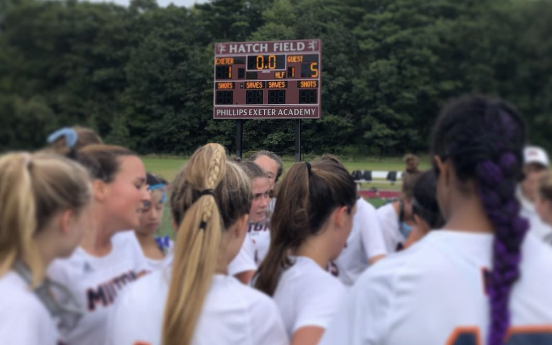 Field Hockey Season Off to Great Start