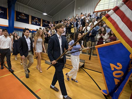 Convocation Marks the Official Start of the Year