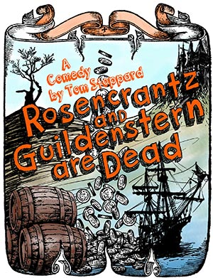 Wit And Wordplay Take The Stage in Rosencrantz and Guildenstern Are Dead