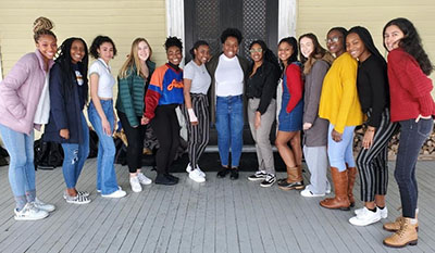 To Be Seen: Black Feminist Literature Course Reflects Students' Identities
