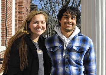 Students' Honors Bio Project Becomes Published Research
