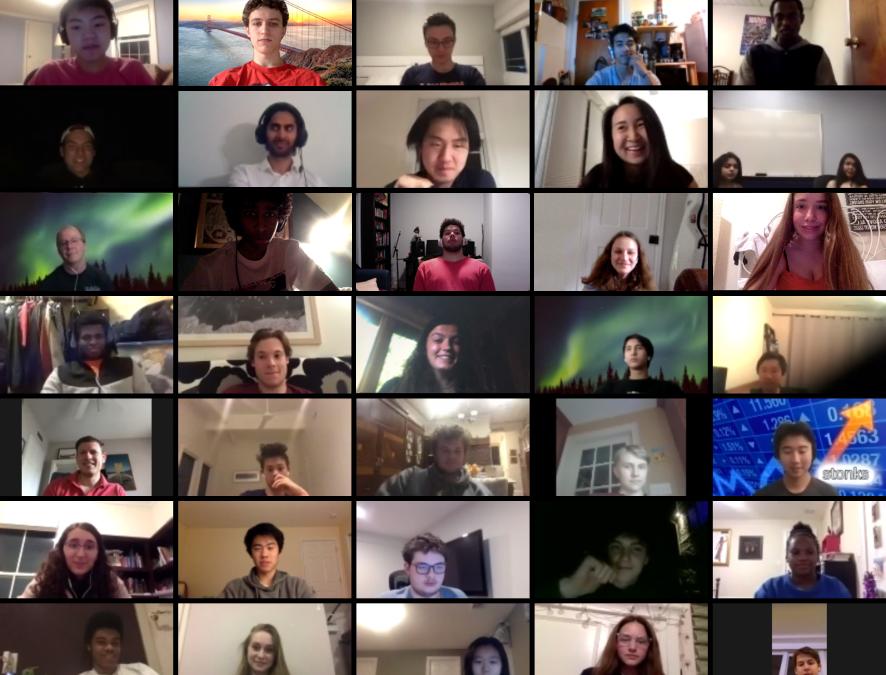 Milton Hosts Intramural Student Hackathon