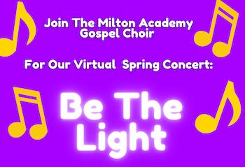 "Be ""The Light,"" Gospel Choir Urges in New Original Song"